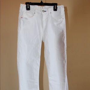 MCGUIRE White Flare Jeans Style 02A